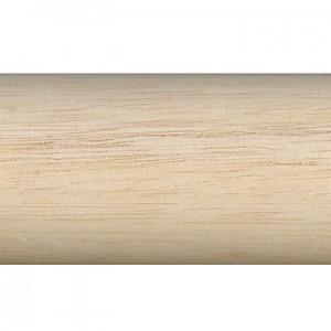 "1 3/8"" Plain Wood Pole 4 foot Length"