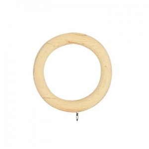 Highland Timber 2 1/4 Plain Ring w/eye