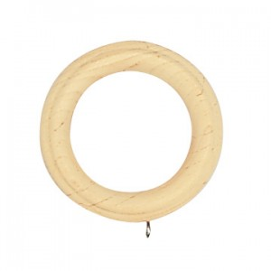 Highland Timber 2 1/4 Reeded Ring w/eye