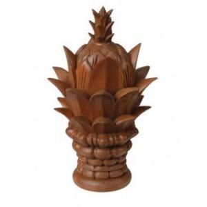 Crown Pineapple Finial