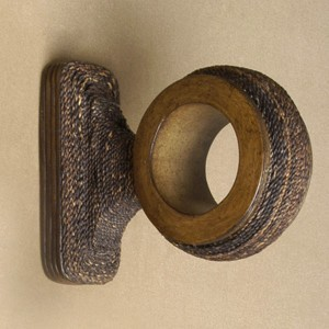 Robert Allen Polynesian Abaca Rope Bracket ~ Each